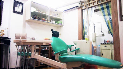 เก้าอี้ทำฟัน