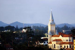 Catedral de Da Lat