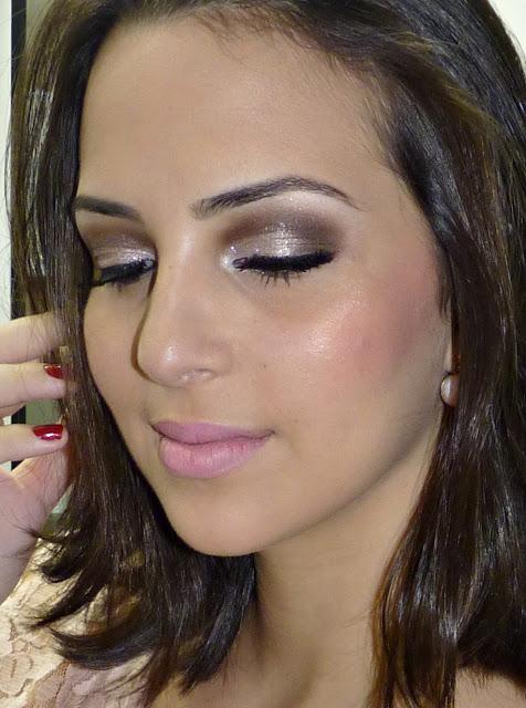 smokey eyes make up_02. by Thais Benites Make up 02