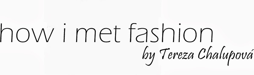 how i met fashion