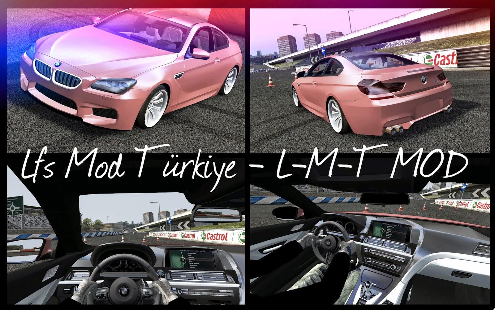 lfs bmw m6 f13 2013 | lfs mod türkiye