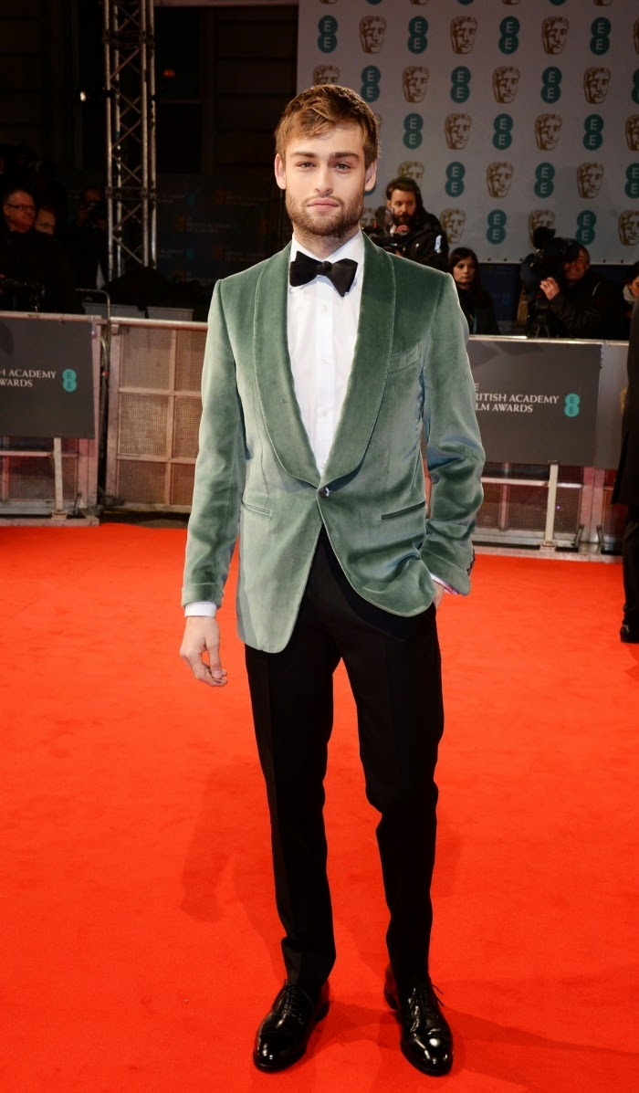 BAFTA red carpet menswear blog Guardian