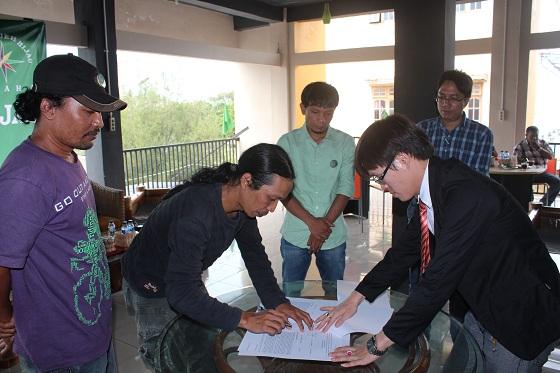 Aktivis Lingkungan  Dekralarasikan Partai Atjeh Hijau