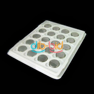20 CR2032 DL2032 DL 2032 Lithium Cell Button Battery 3V