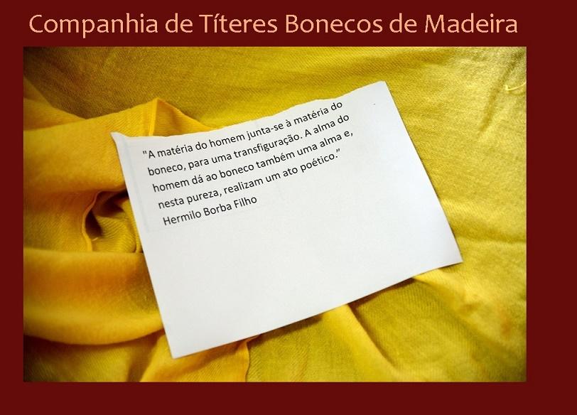 Companhia de Títeres Bonecos de Madeira