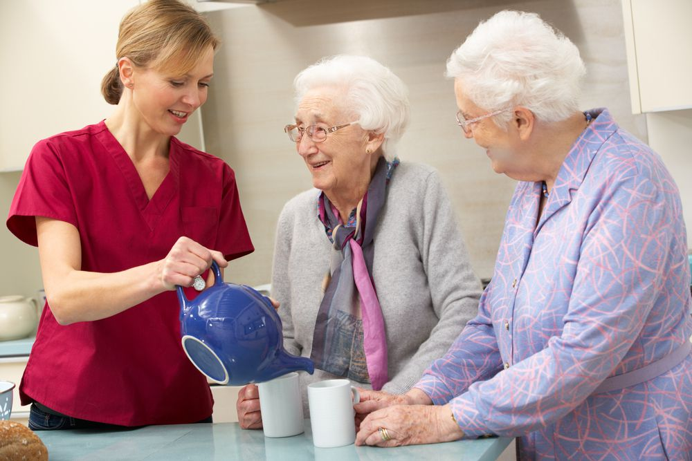 Extra Help for your Elderly Loved One