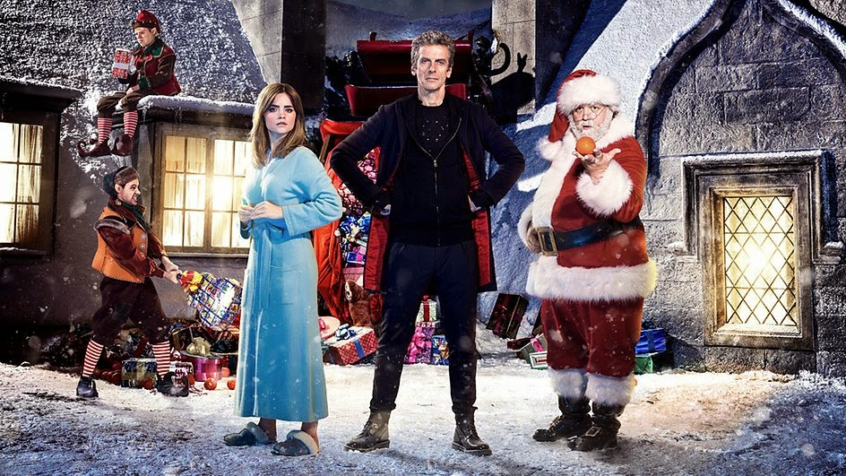 Doctor Who 2014 Christmas Special - Last Christmas