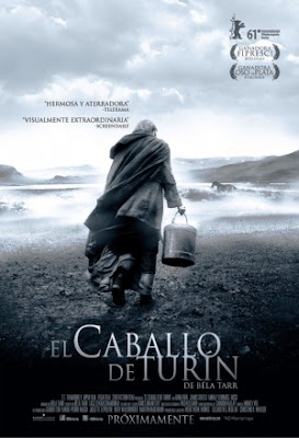 El caballo de Turín (A Torinói ló. The Turin Horse)(2011) movie poster pelicula