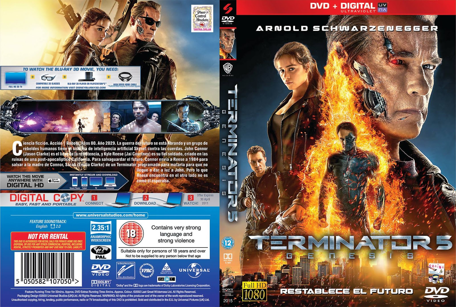 Terminator 3 Rise of the Machines 2003 Free Movie Download