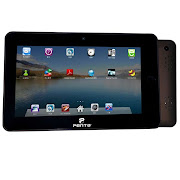 Android 2.3 is the operating system and the touch support is owed to a .