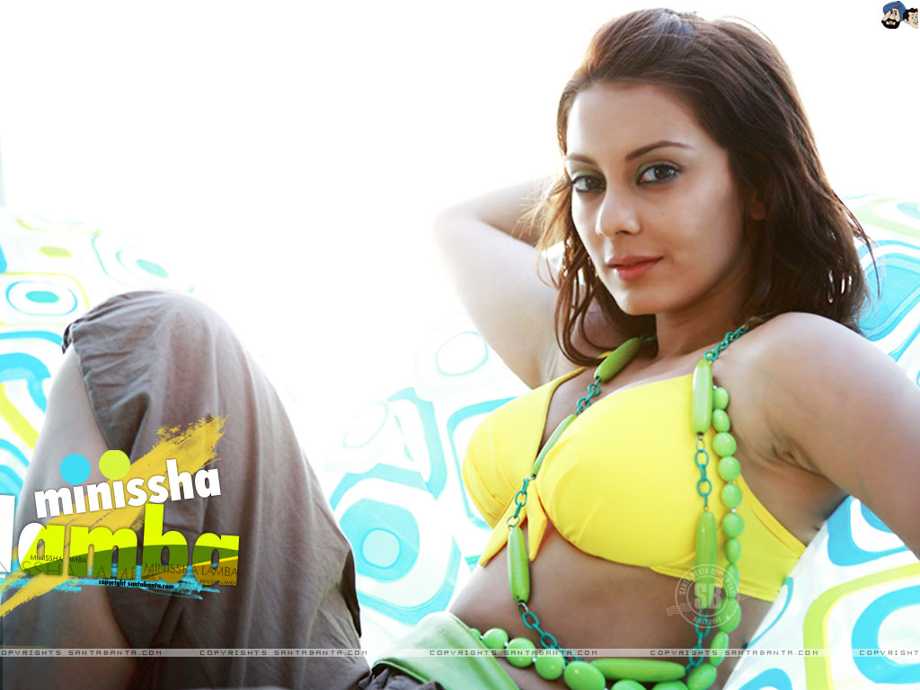 bollywood actress wallpapers: minissha lamba
