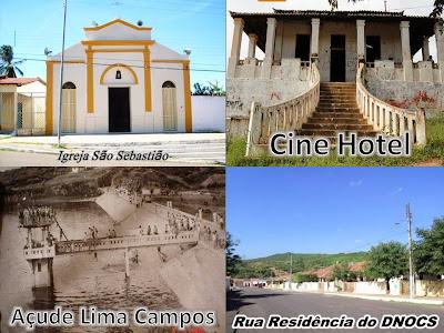 EMANCIPAÇÃO DE LIMA CAMPOS