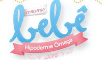 Concurso Bebê Hipoderme Ômega 2015 www.hipodermeomega.com.br