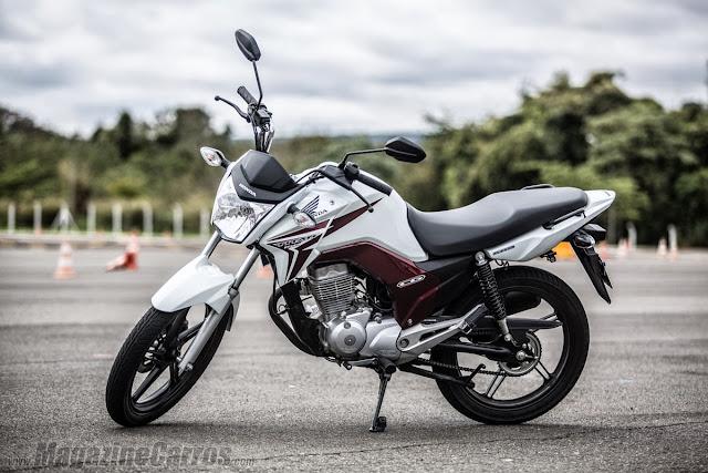 Nova Titan 150 Ex 2014 Flex