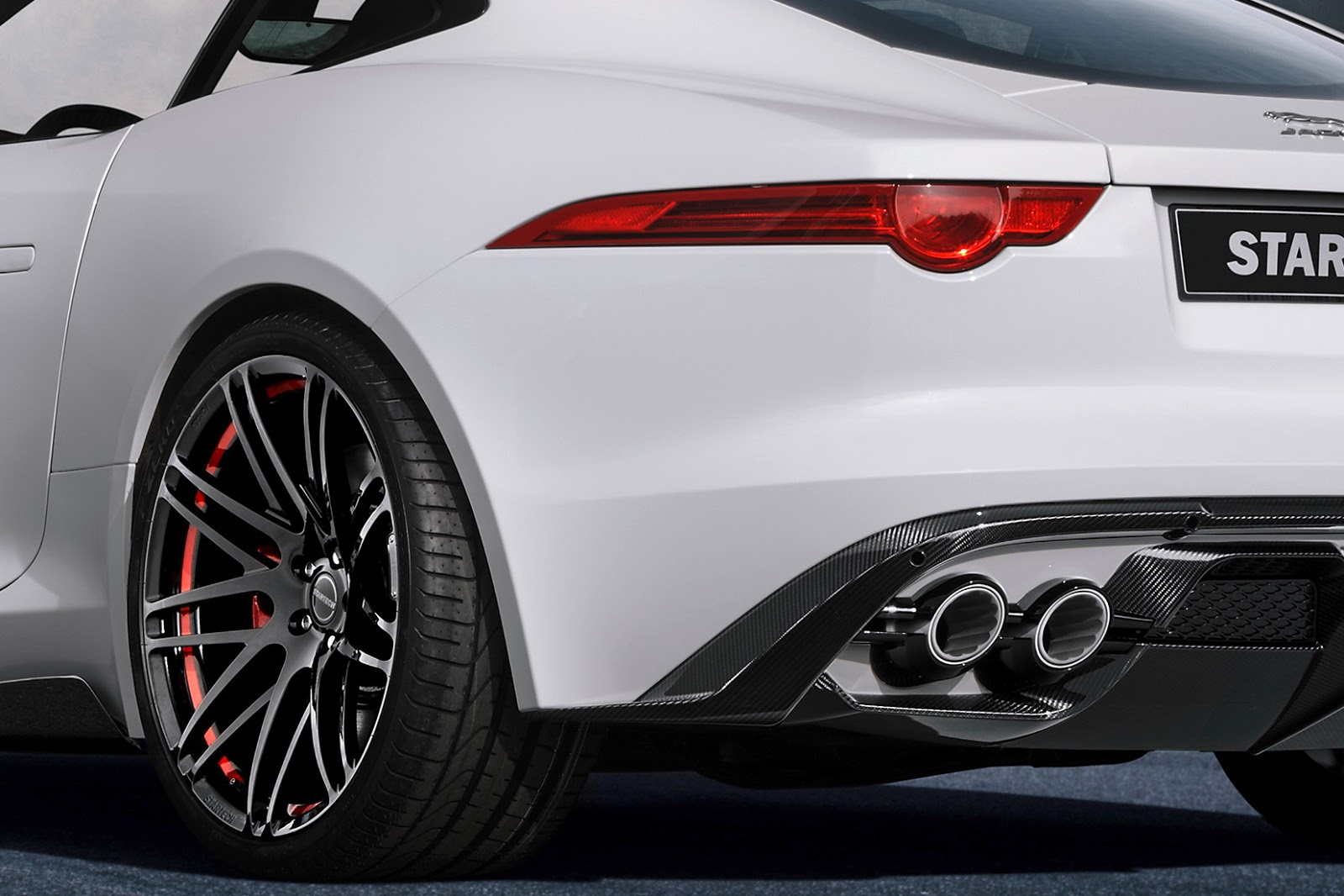 Jaguar F Type Coupe Tries On A Startech Outfit For Geneva