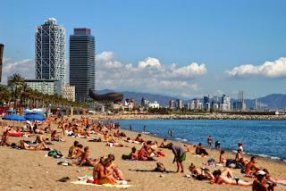 Las 5 mejores playas de Barcelona