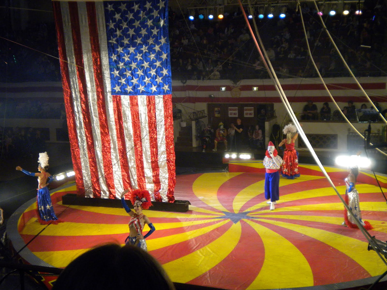 how to join the shrine circus