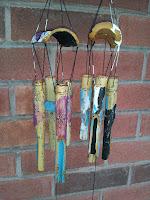 Garden Windchime Craft