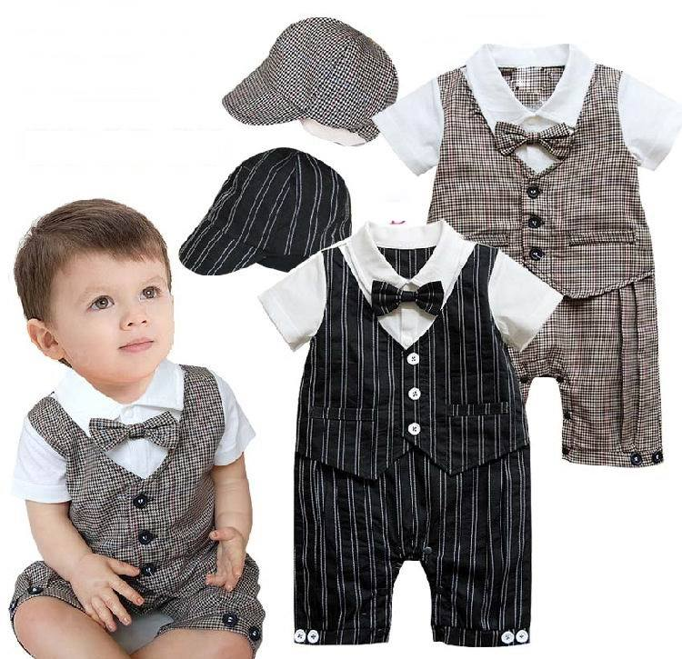 Every parent wants their baby's first birthday to be one of the most special and memorable days in their entire lifetime. So for that special little man's day, how do you dress a baby boy for the 1st birthday?