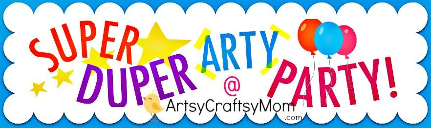 artsy craftsy mom party