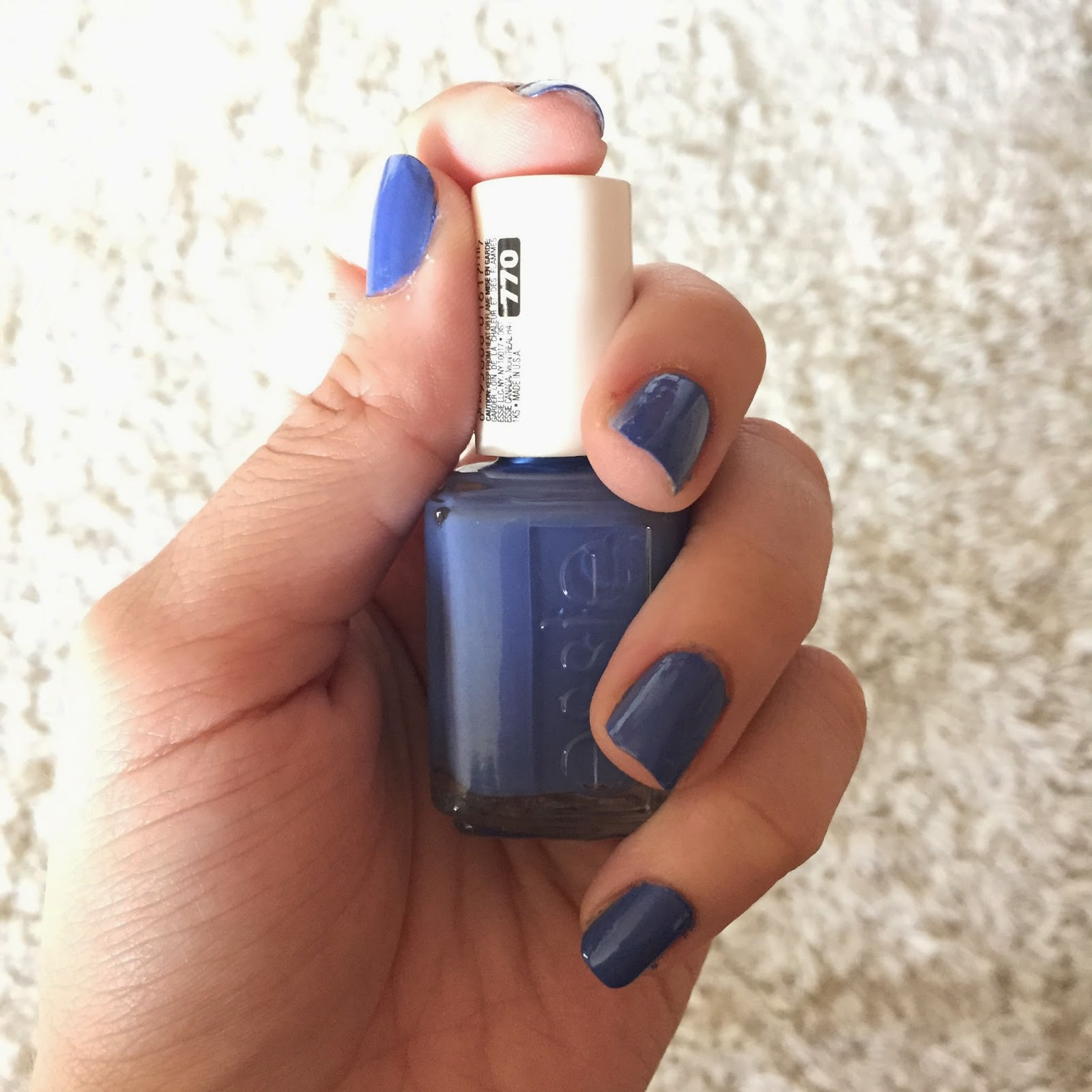 Manicure Monday + Essie Summer 2015 Collection - Royally Pink