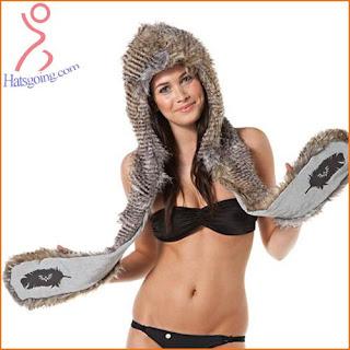 Owl spirit hoods