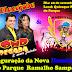 Festa de inauguração da nova iluminação do Parque Ramalho Sampaio