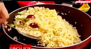 Lunch Box – Puli Aval Recipe