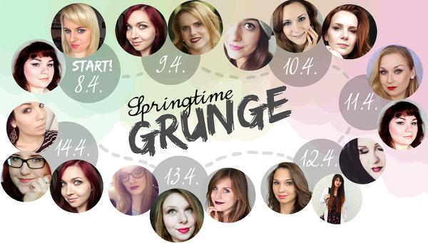 Blogparade | Springtime Grunge