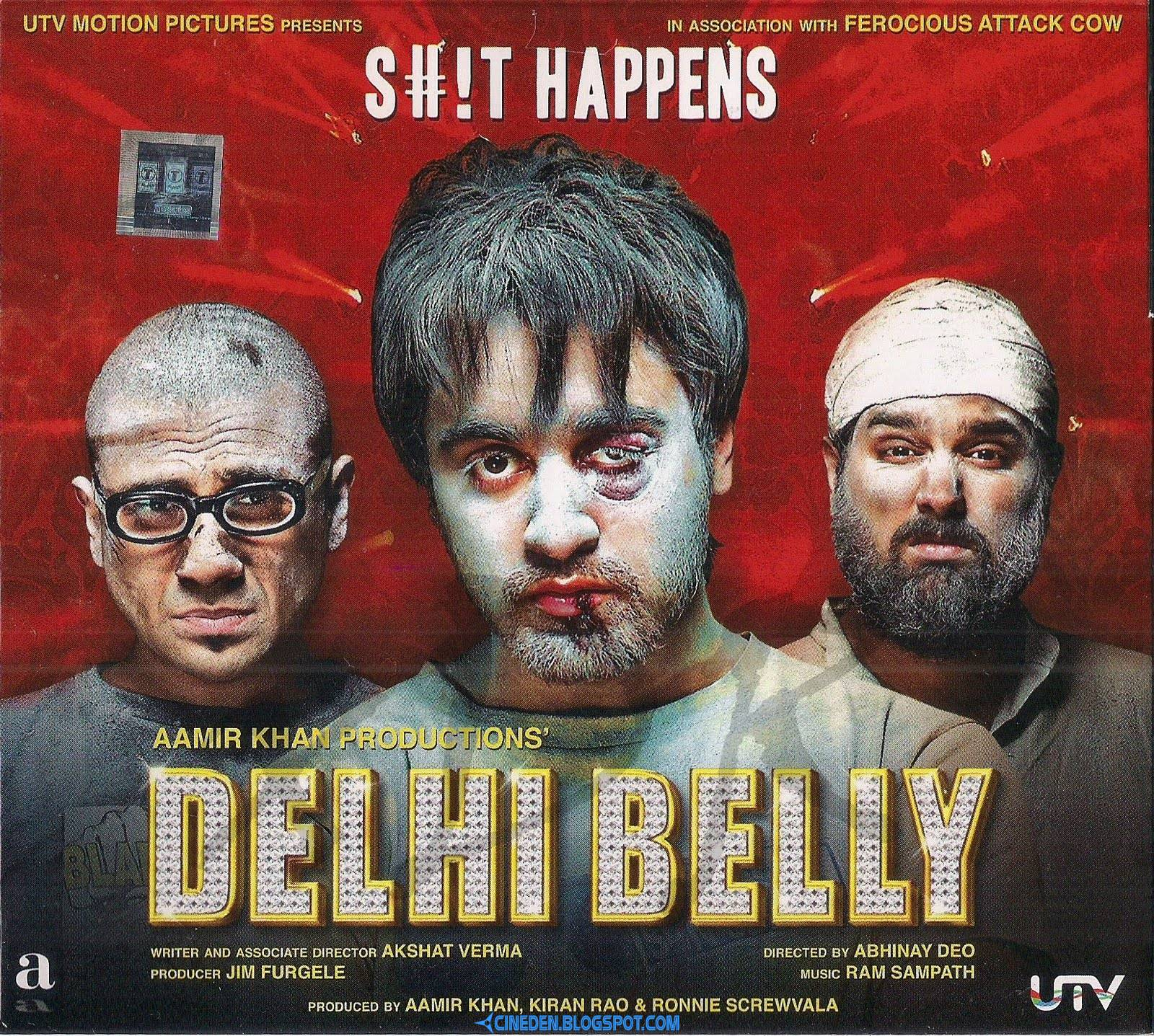 Delhi Belly (2011) - Hindi Movie Review