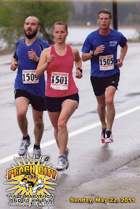 Peach City 10K In Penticton