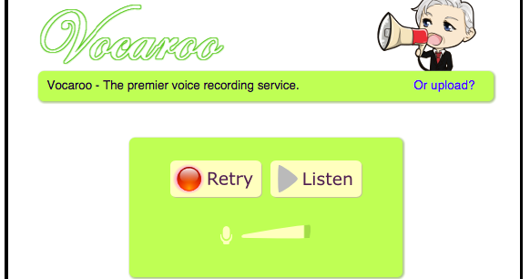 Two Excellent Web Tools to Easily Record and Share Audio Clips