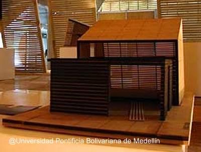 """""""Casa Flexible"""" maqueta del proyecto colombiano"""
