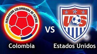 Estados Unidos vs Colombia - Partido Amistoso | Mas Futbol TV