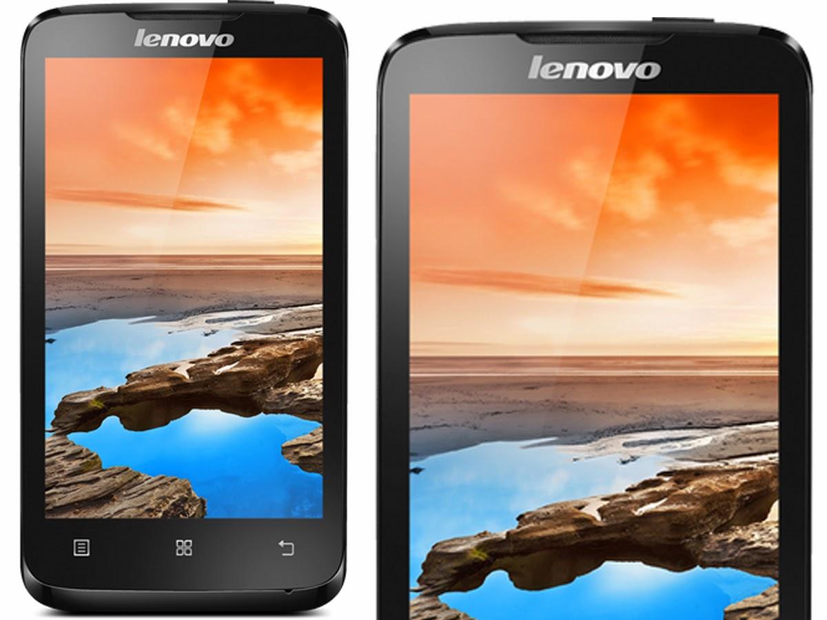 Spesifikasi Harga Lenovo A316i Android Dual Core 1 Jutaan