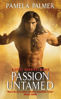 Passion Untamed by Pamela Palmer
