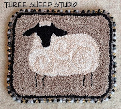 Click On Sheep - For Everything You Need To Learn Punch Needle...