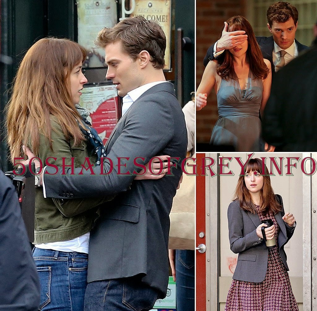 fifty shades of grey actors dating Jamie dornan and dakota johnson promised fans that they would do their best to raise the bar of fifty shades of grey by making sure their chemistry was believable while both actors seem.
