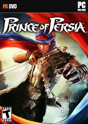 Prince of Persia (2008)  Full Rip PC Game @ Only By THE RAIN (PC/ENG/2012)