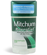 Mitchum Power Gel