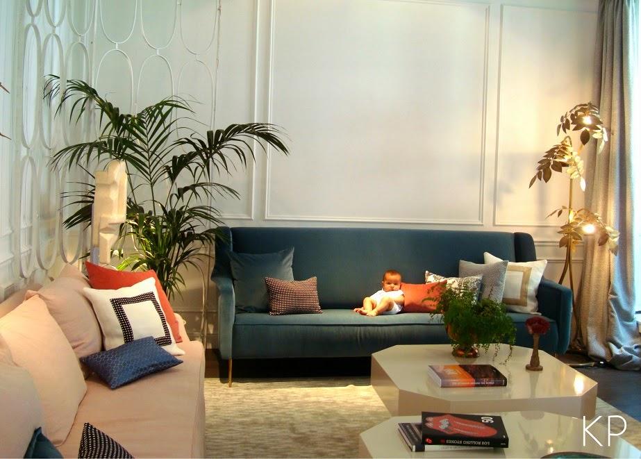 salon silveira casa decor 2014 laton y blanco