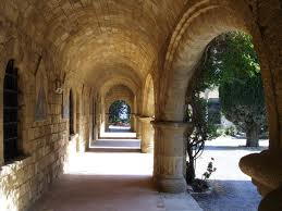 Rhodes Island - Monastery of Filerimos - Greece