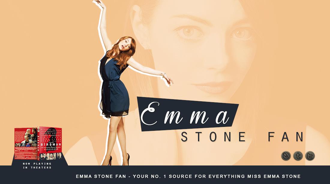 EMMA STONE FAN