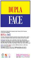 """""""Dupla Face"""" -  Salão Internacional de Humor - Piracicaba, SP (2013)"""
