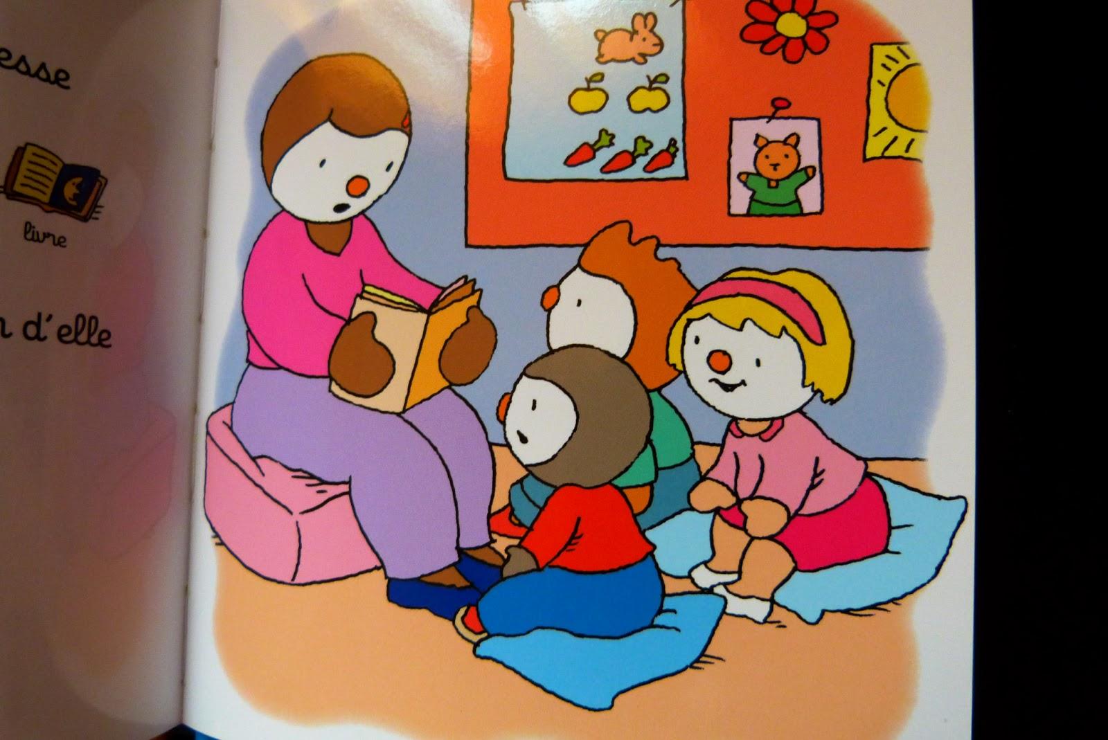Meenah t 39 choupi l 39 cole chut les enfants lisent 2 - Tchoupi a l ecole ...