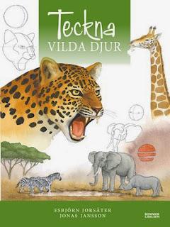 Teckna vilda djur