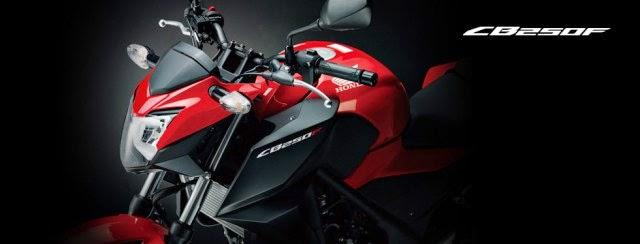 New Honda CB250F | Next Tiger | Harga, Foto dan Spesifikasi 2015