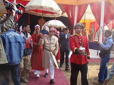 Chakma King