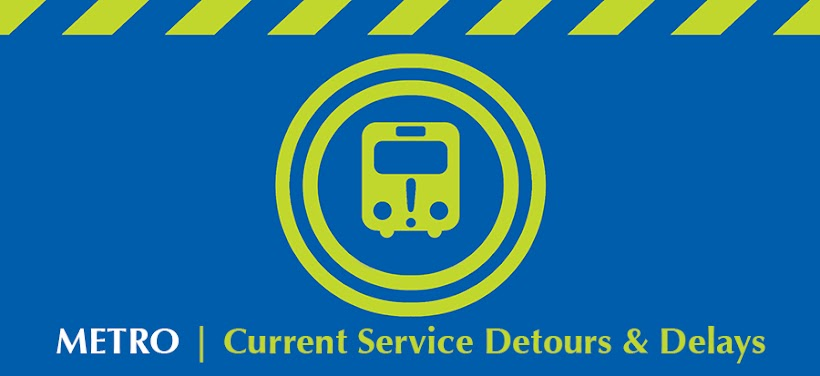 Cincinnati Metro - Current Service Interruptions & Delays