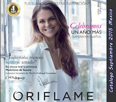 Oriflame Catalogo 13 2015